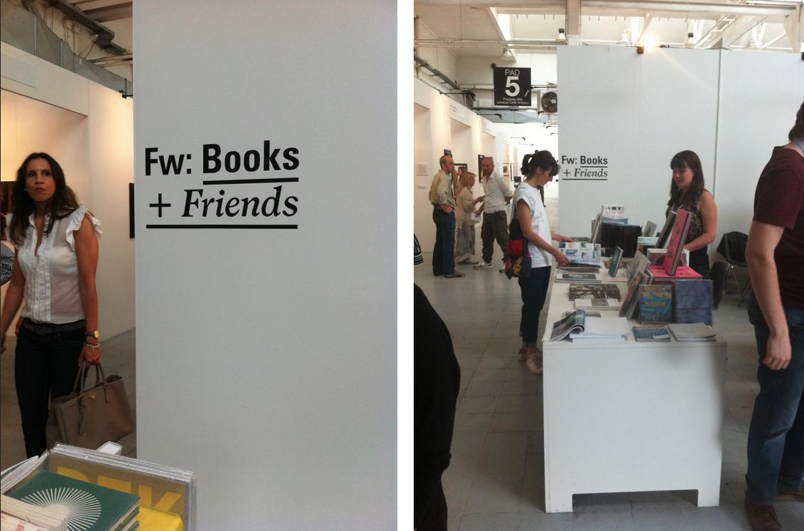 Met Fw:books and friends in Milaan MIA Milaan, 2014