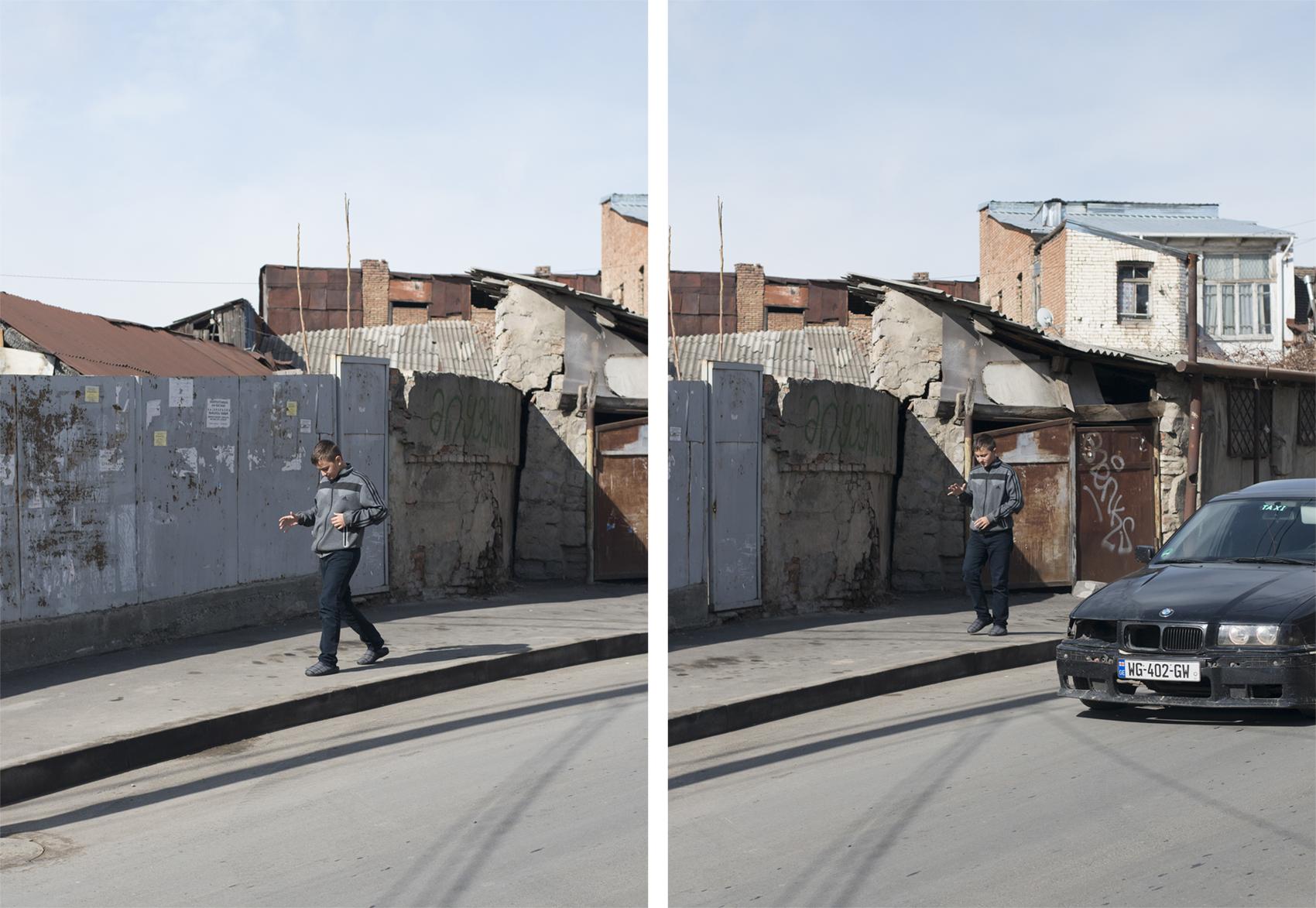Fragments of a City, Tblisi - Georgia, 2017