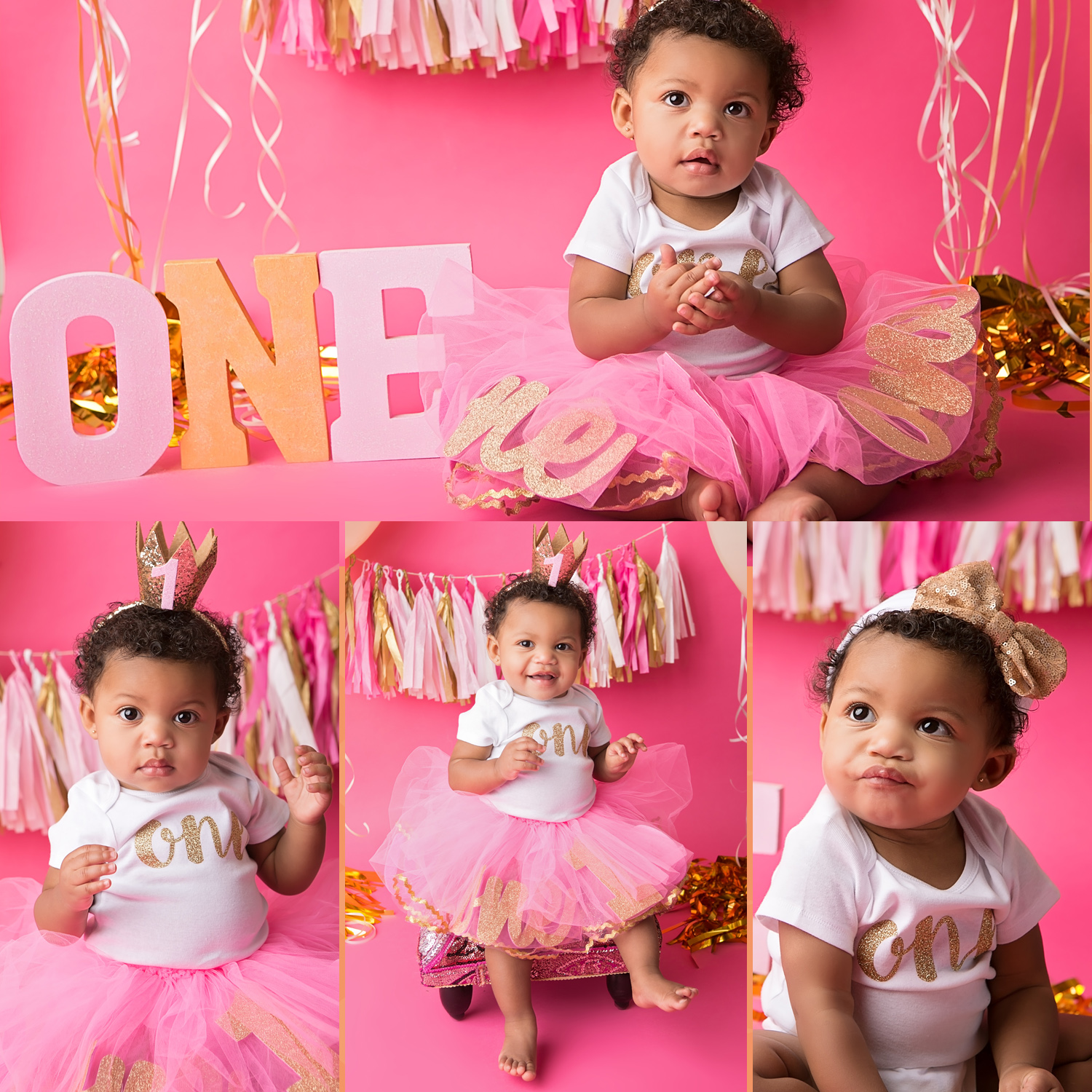 sweet 1st birthdays