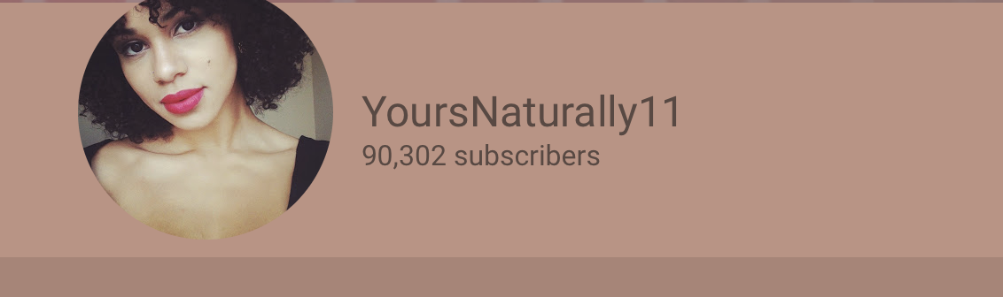 Over 90,000 subscribers to her YouTube channel.
