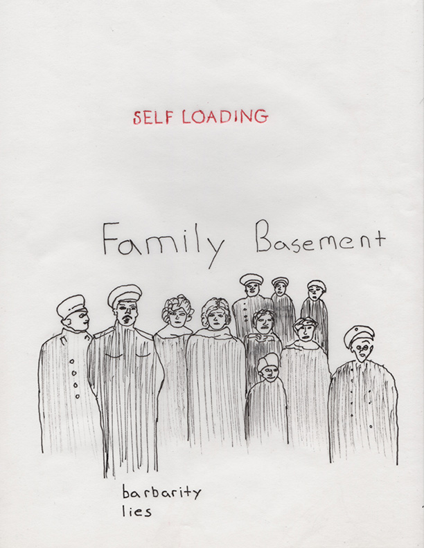 Self-Loading Family Basement