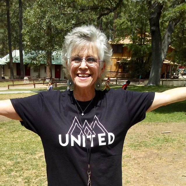 Pastor Marianne camp 2017