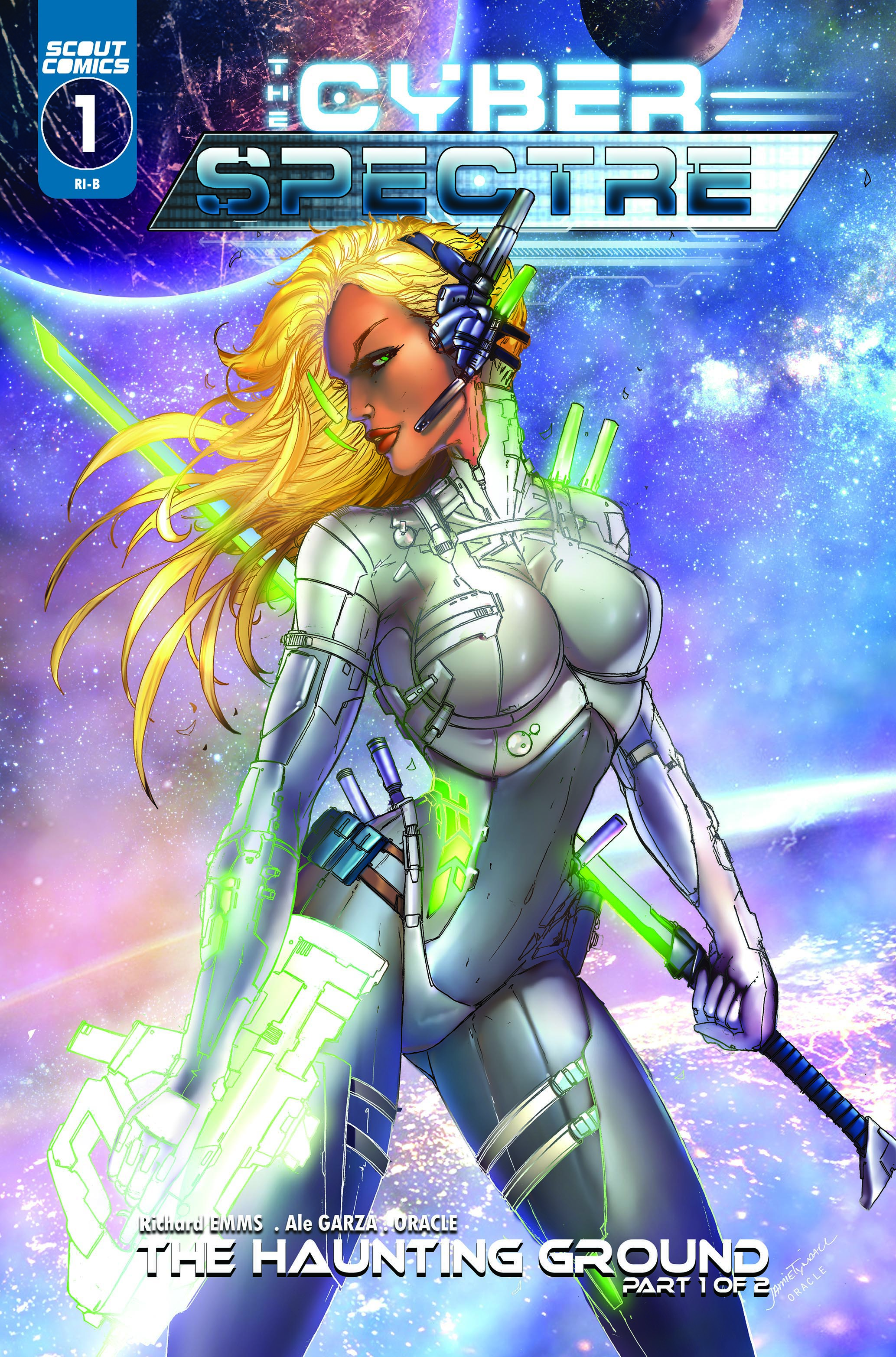 THE CYBER SPECTRE #1 Cover B JAMIE TYNDALL COLOR.jpg
