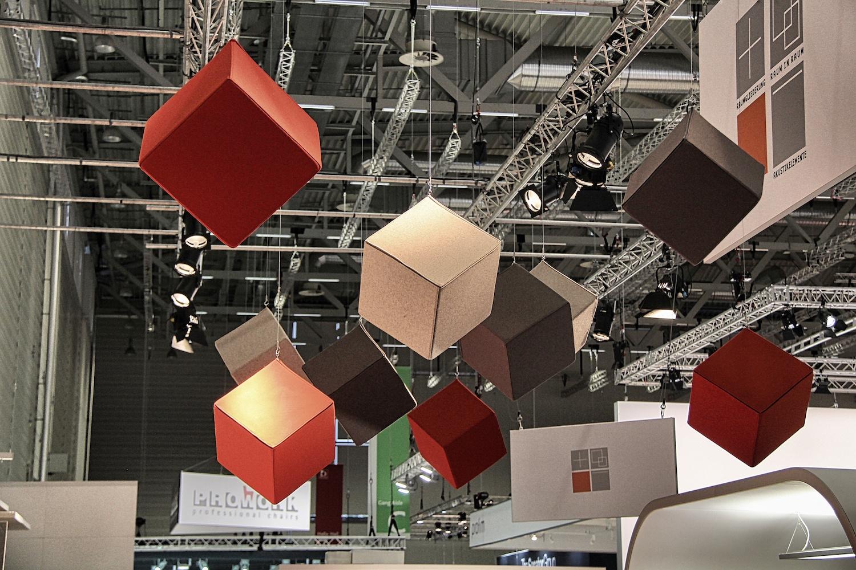 Raumakustik-Schalldämmung-3D-Absorber-Würfel-Zylinder-2