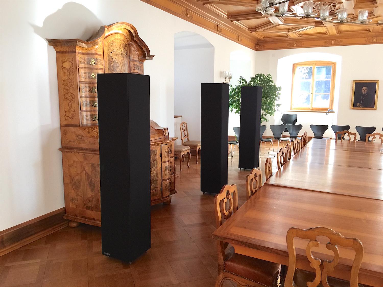 Phoneon Sound Butler für beste Raumakustik im Sitzungsraum