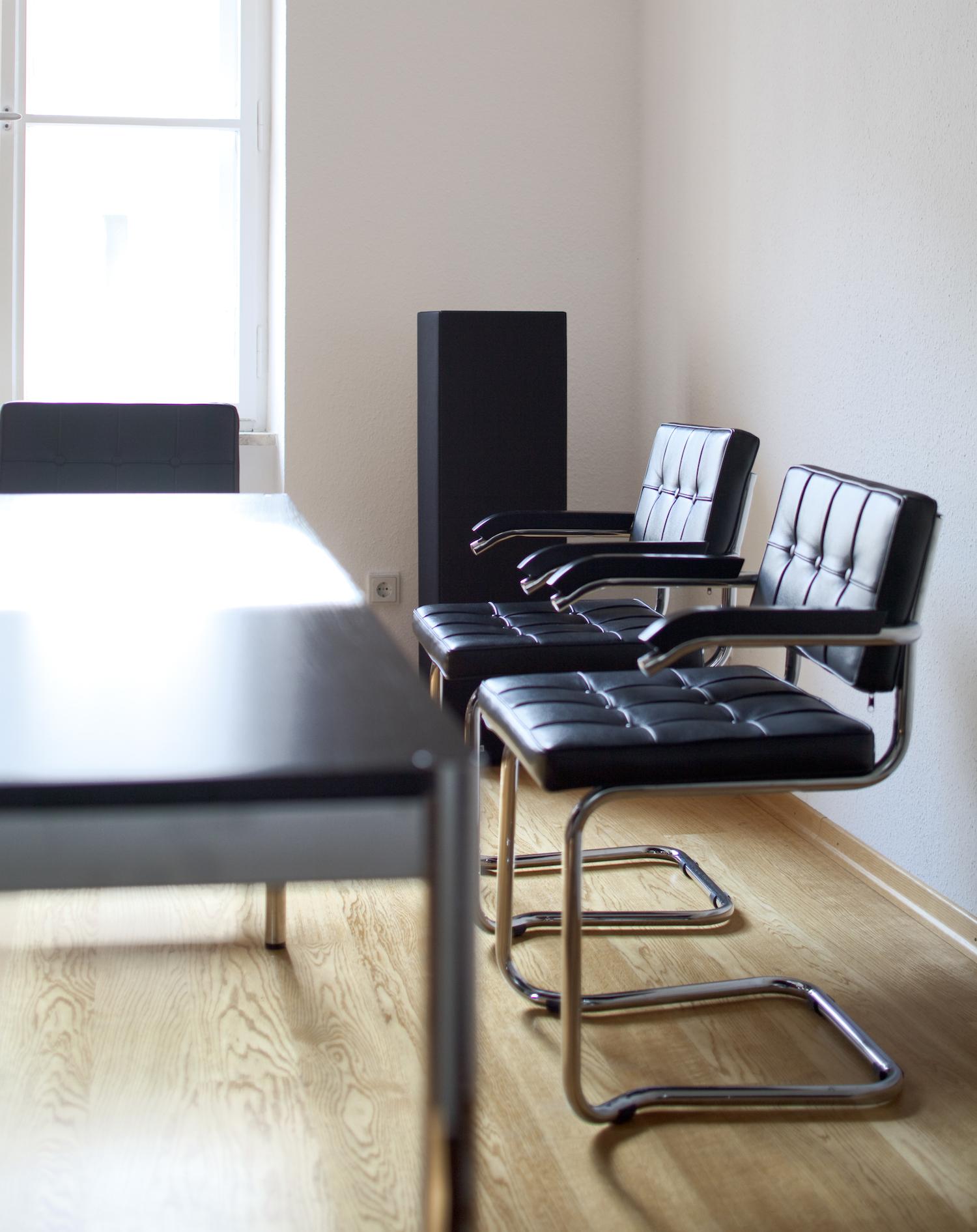 Phoneon Sound Butler für beste Raumakustik im Sitzungszimmer