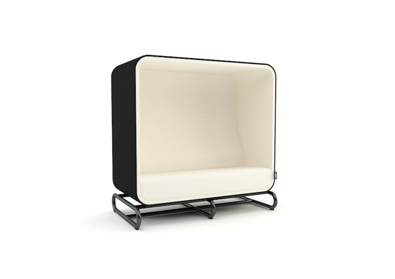 Raumakustik-Schallschutz-Lärm-Akustik-Lounge-Loook-Industries-thebox-6Akustiklounge «THE BOX» von LoOok Industries Ltd.