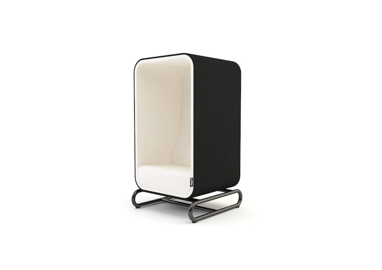 Akustiklounge «THE BOX» von LoOok Industries Ltd.