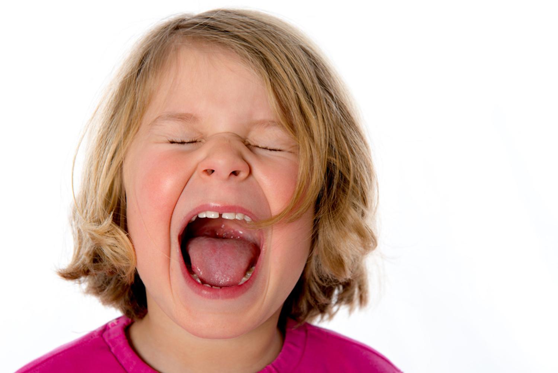 Kindergeschrei löst Kopfschmerzen aus!