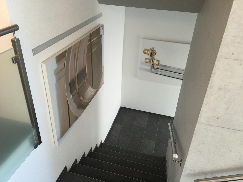 Kopie von Akustikbilder zur Verbesserung der Nachhallzeit im Treppenhaus