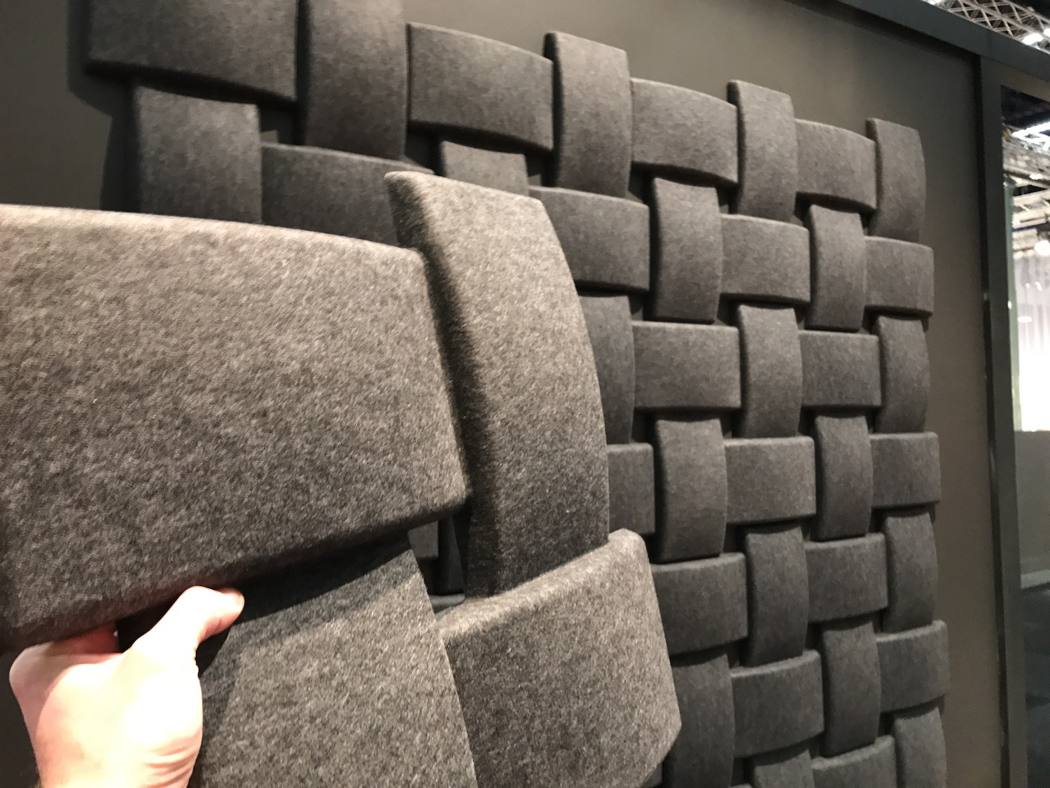 Soundwave® Wicker by Offecct