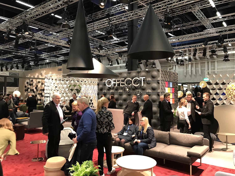 Offecct @ Stockholm Furniture Fair