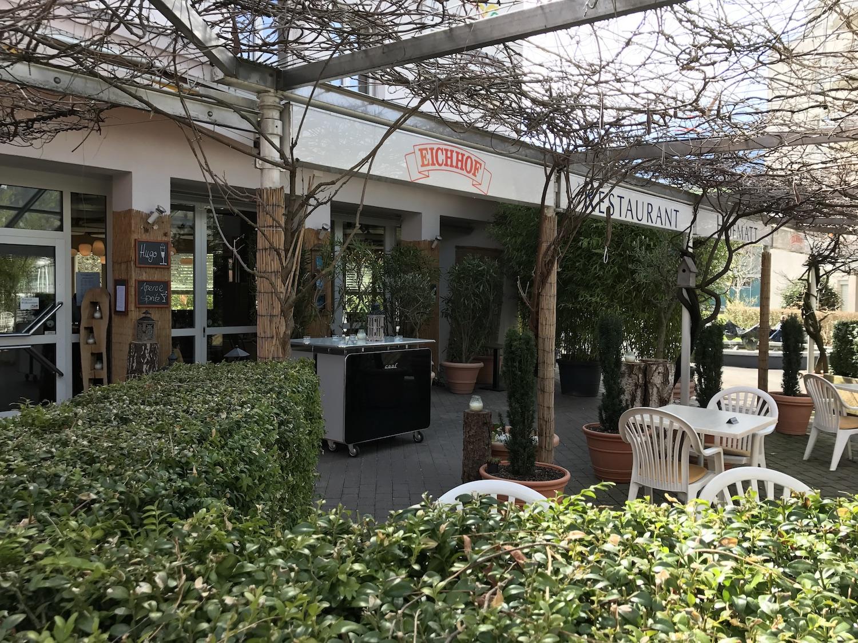Das Ristorante Pizzeria Hofmatt in Kriens - immer einen Besuch wert.