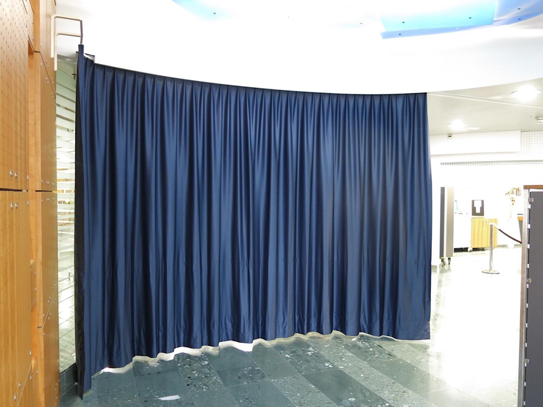 Akustikvorhang Annette Douglas Textiles