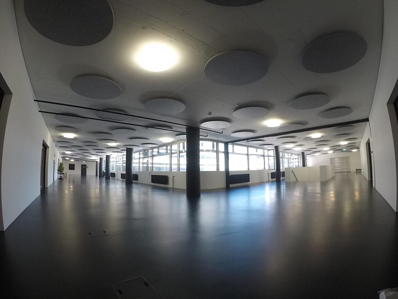 Swiss Life AG Zürich Binz - Beste Raumakustik der Bellton AG in der Bel Etage