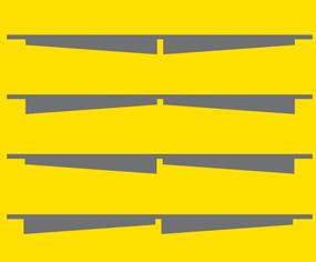 Skizze Aufhängung Ecophon Focus EZ