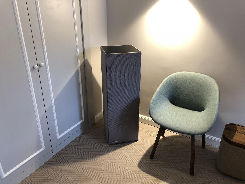 Der Sound Butler in einer Praxisumgebung