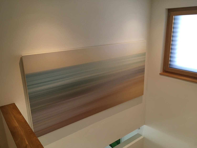Kopie von Akustikbild im Treppenaufgang