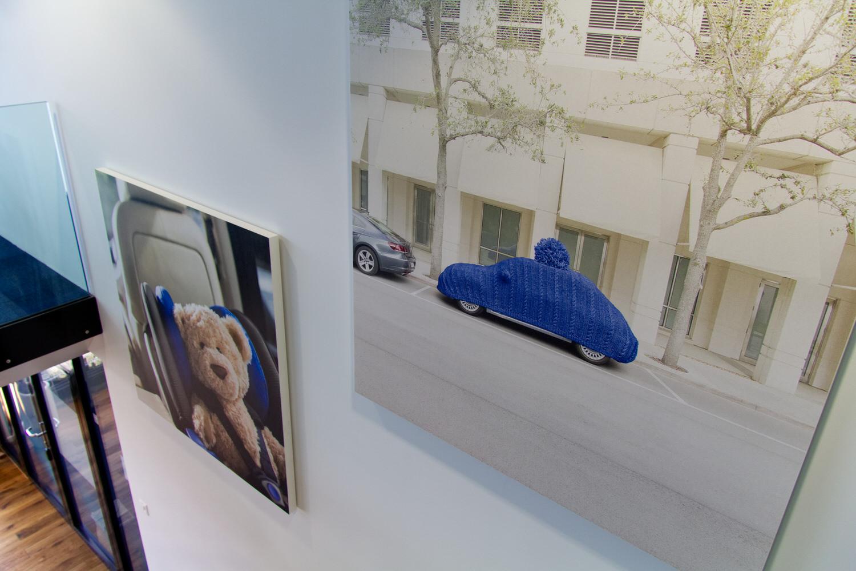 Kopie von Akustikbilder bei der Zürich Versicherung