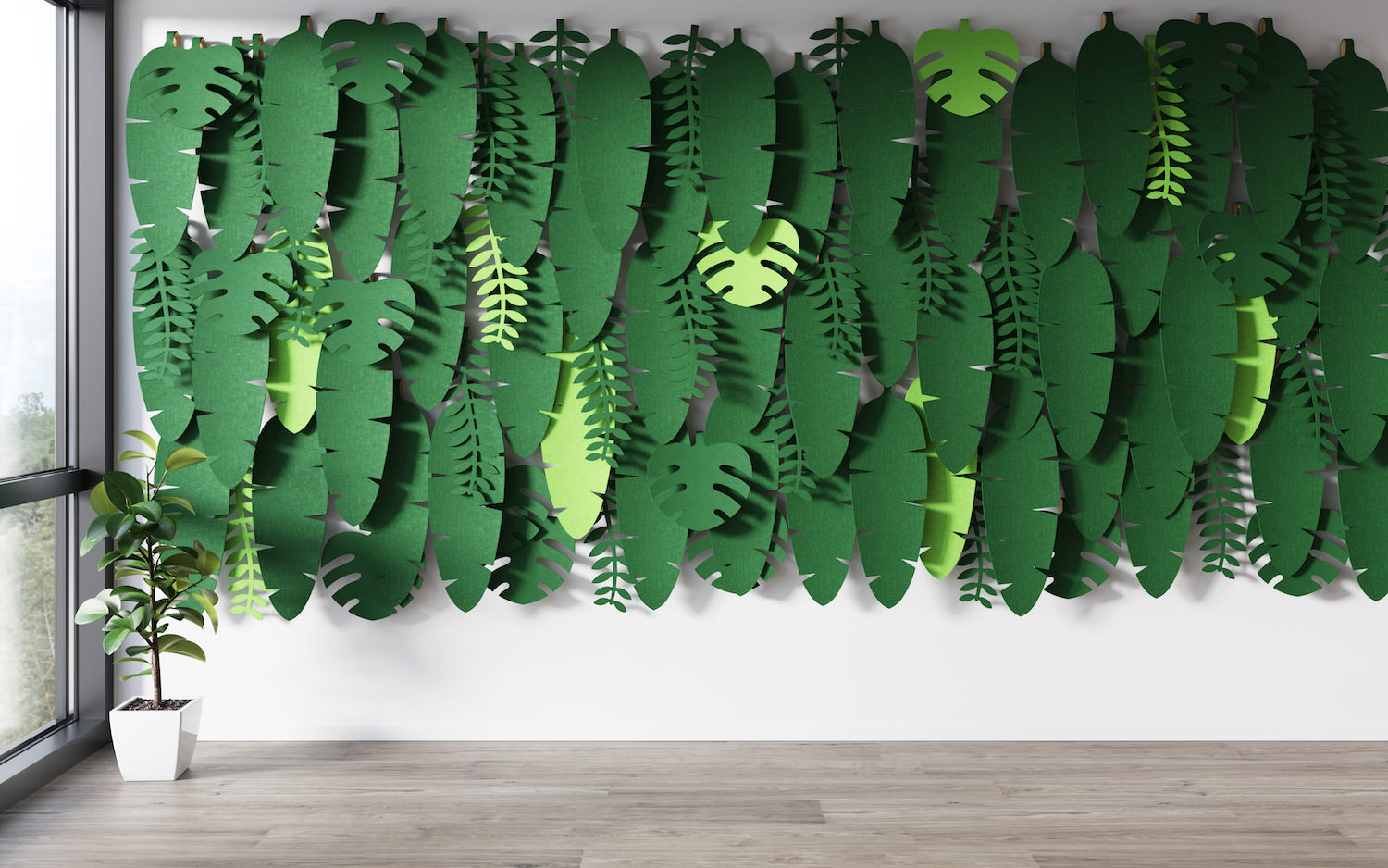 NEUHEIT 2019: JUNGLE WALL - BY GLIMAKRA OF SWEDEN