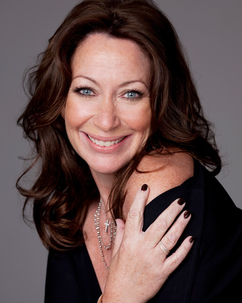 The beautiful Deborah Lippmann, nail artist + jazz singer