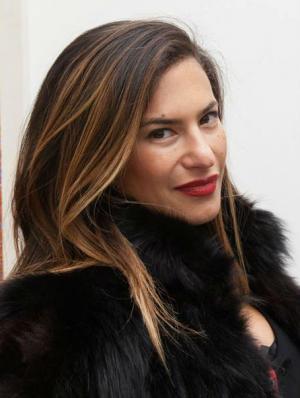 Aura Friedman, Celebrity Colorist at Sally Hershberger Salon and Queen of Rainbow Hair