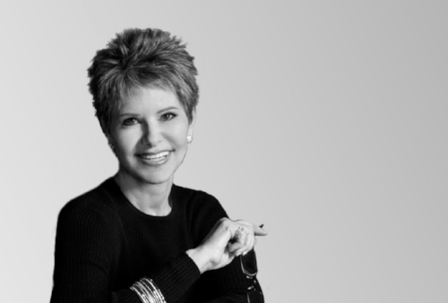 "Fragrance consultant Ann Gottlieb, aka the ""Princess of the Pits"""