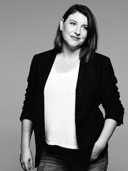 makeup artist Rachel Goodwin