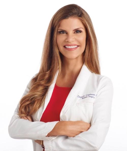 Dermatologist Dr. Dendy Engelman