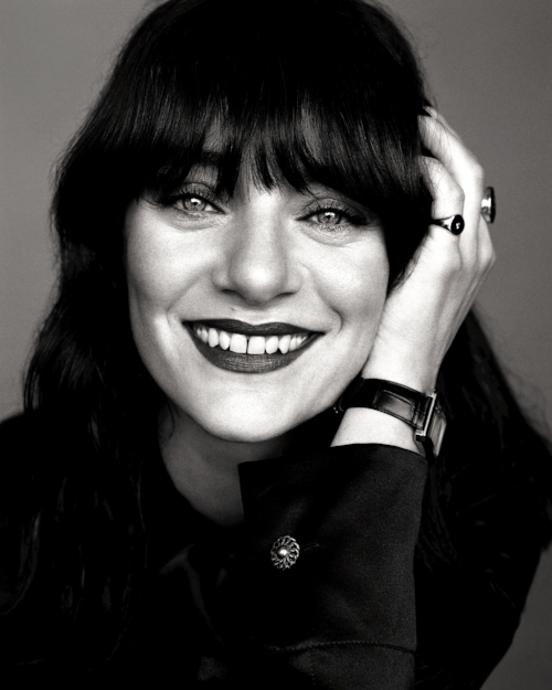 Lucia Pica, Chanel's global creative director for makeup and color