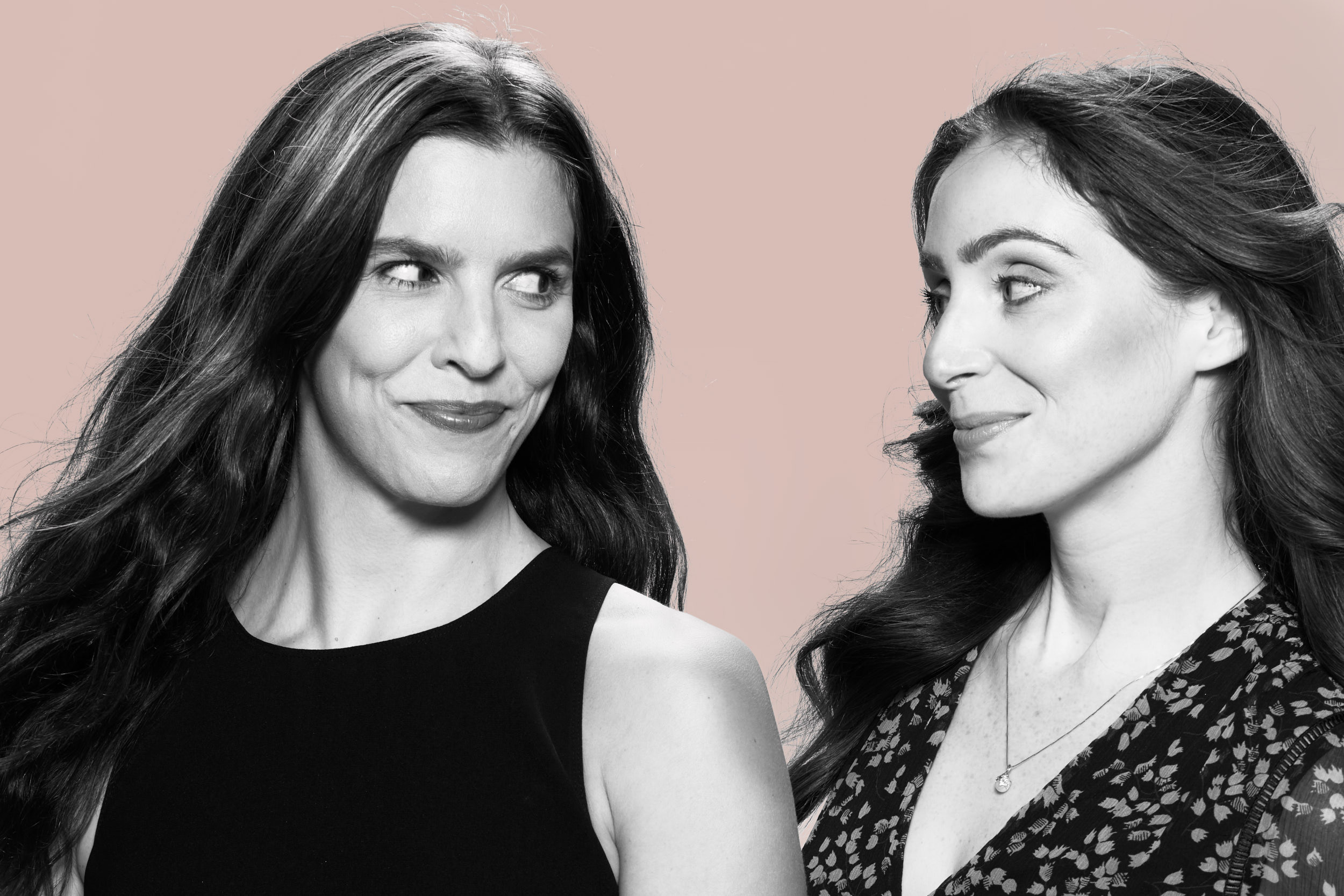 Fat Mascara's Jennifer Goldstein and Jessica Matlin