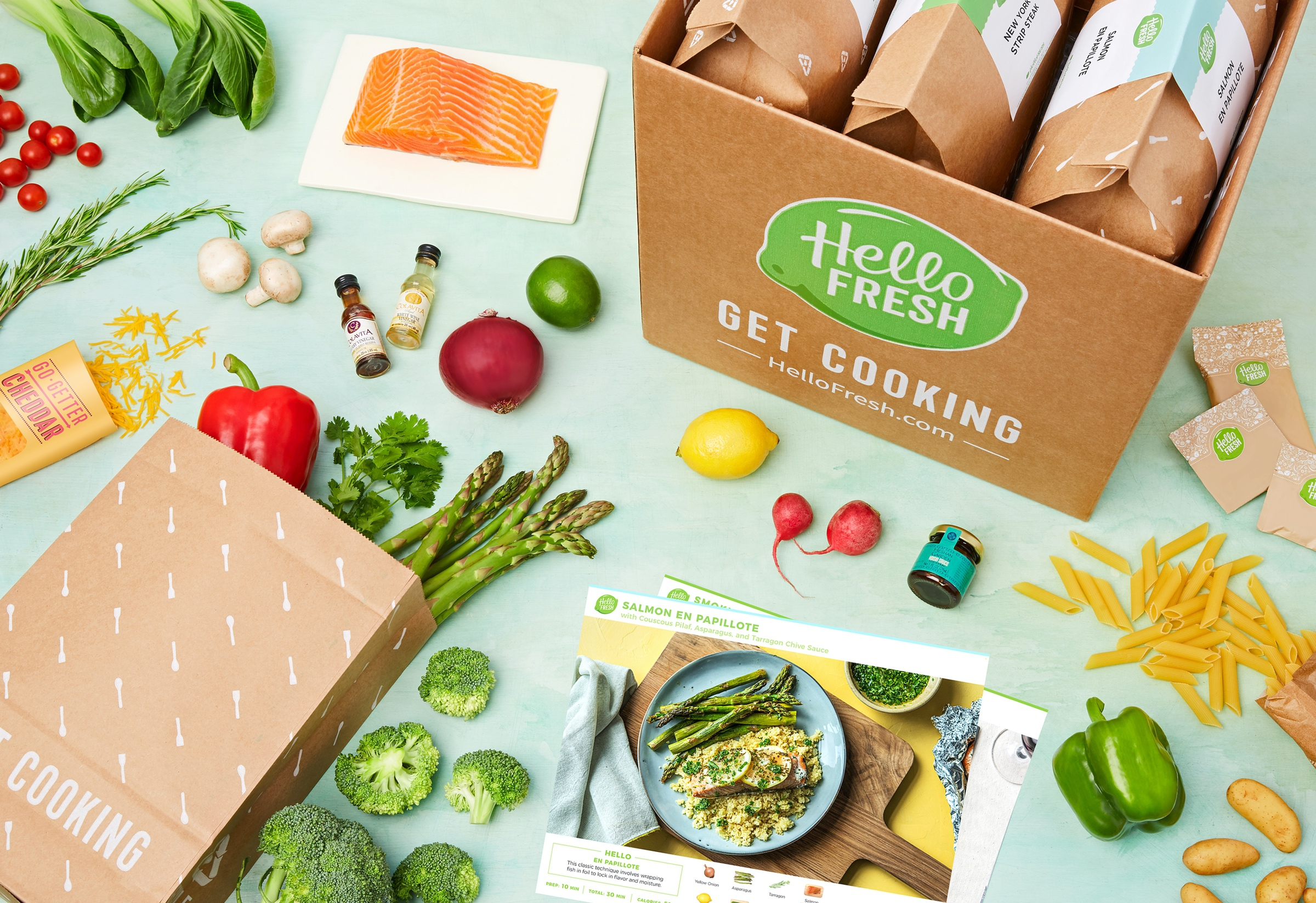 $80 OFF HELLO FRESH - For $80 off your first month of Hello Fresh, go to hellofresh.com/mascara80 and enter the promo code MASCARA80 at checkout.