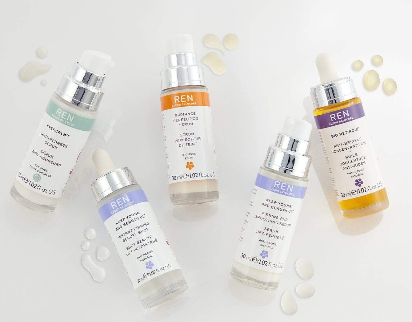 20% OFF REN SKINCARE - For 20% off your first purchase of Ren skincare, go to renskincare.com/fatmascara to check out some of our favorite products, then use the code FATMASCARA.