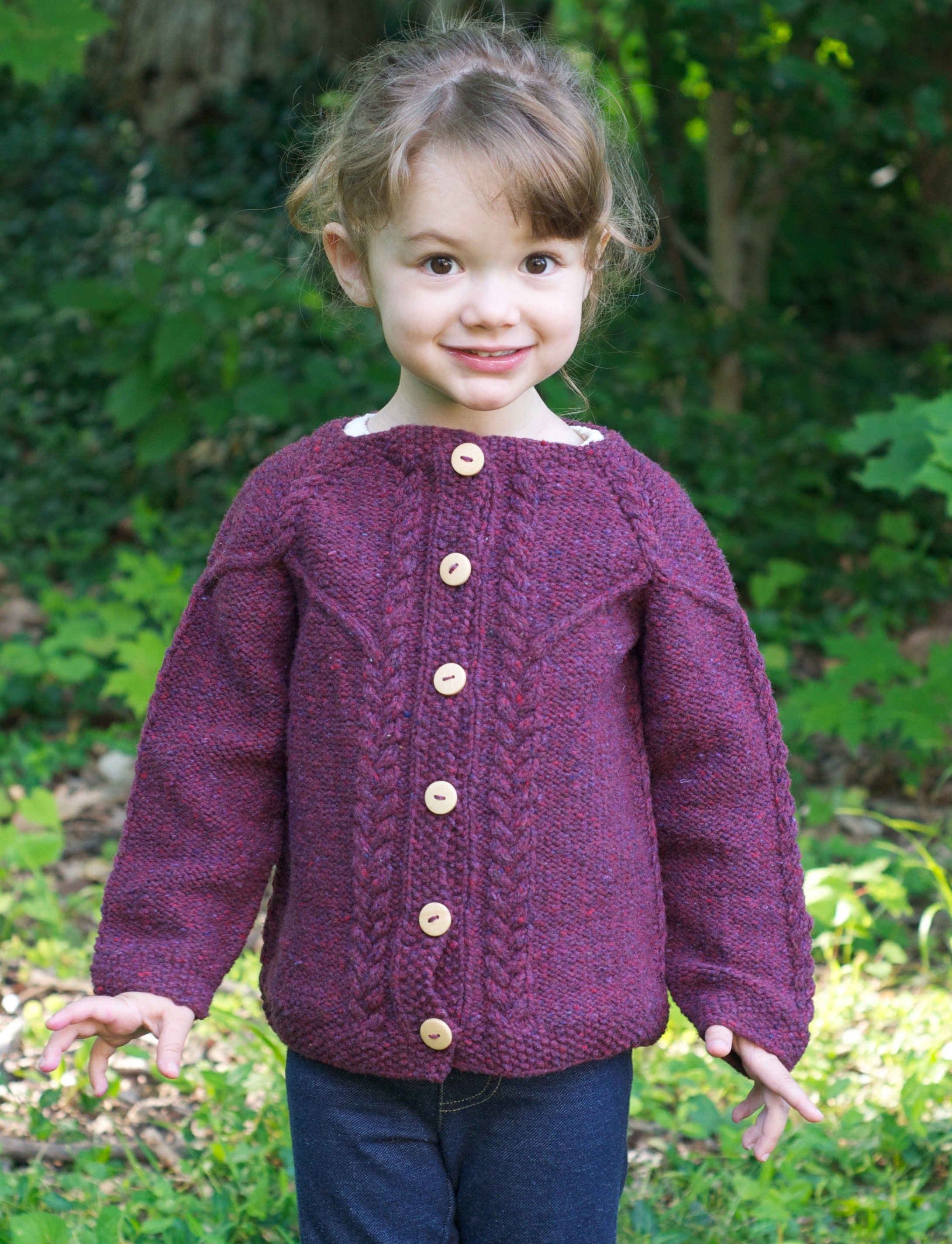 Curious Path Cardigan