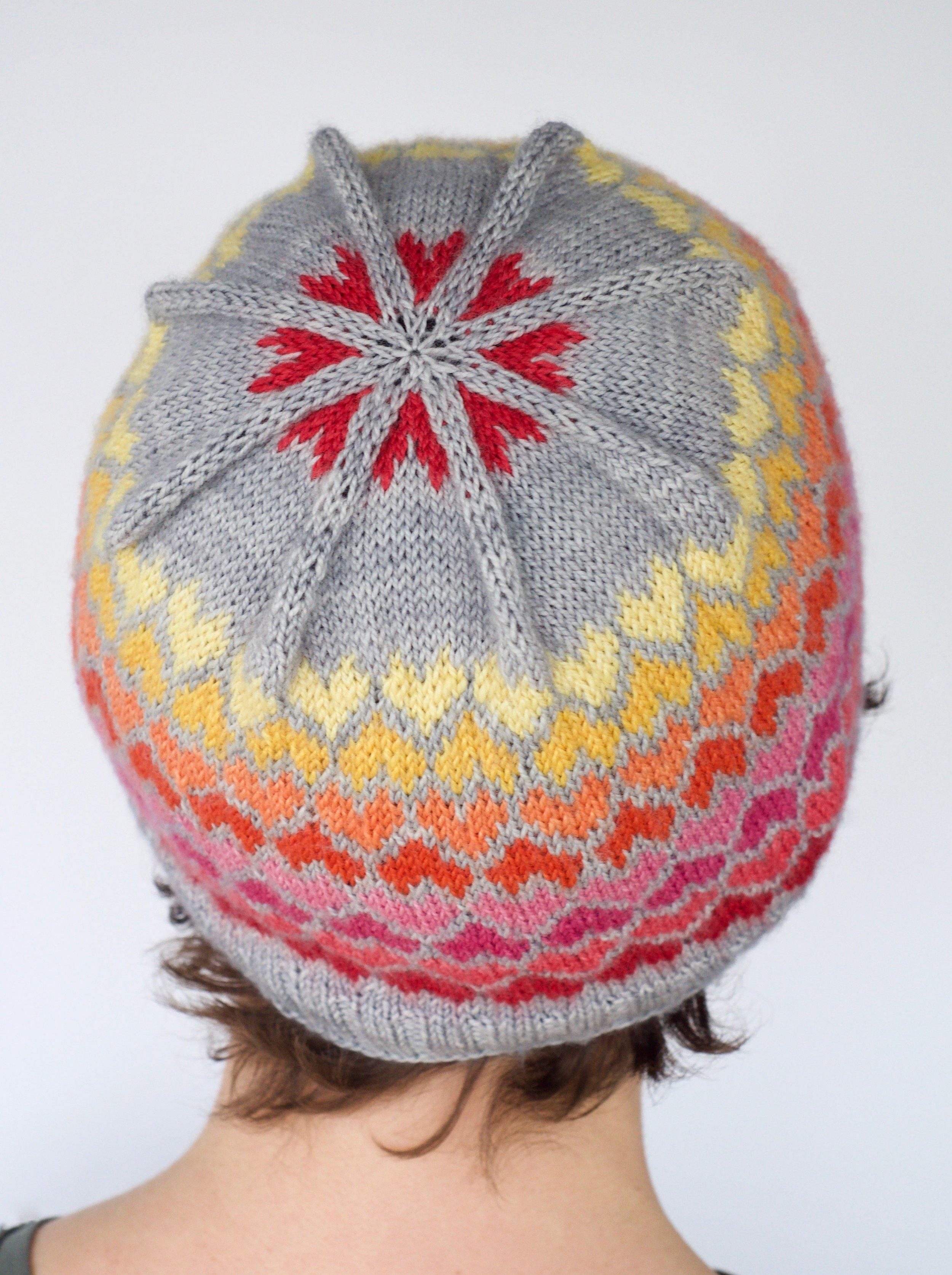 Heart Head Hat