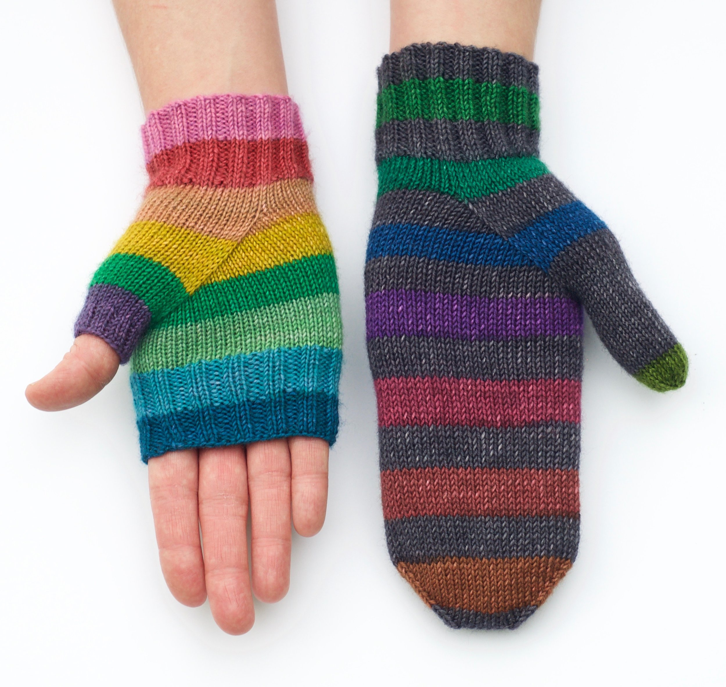 Palmistry Mittens