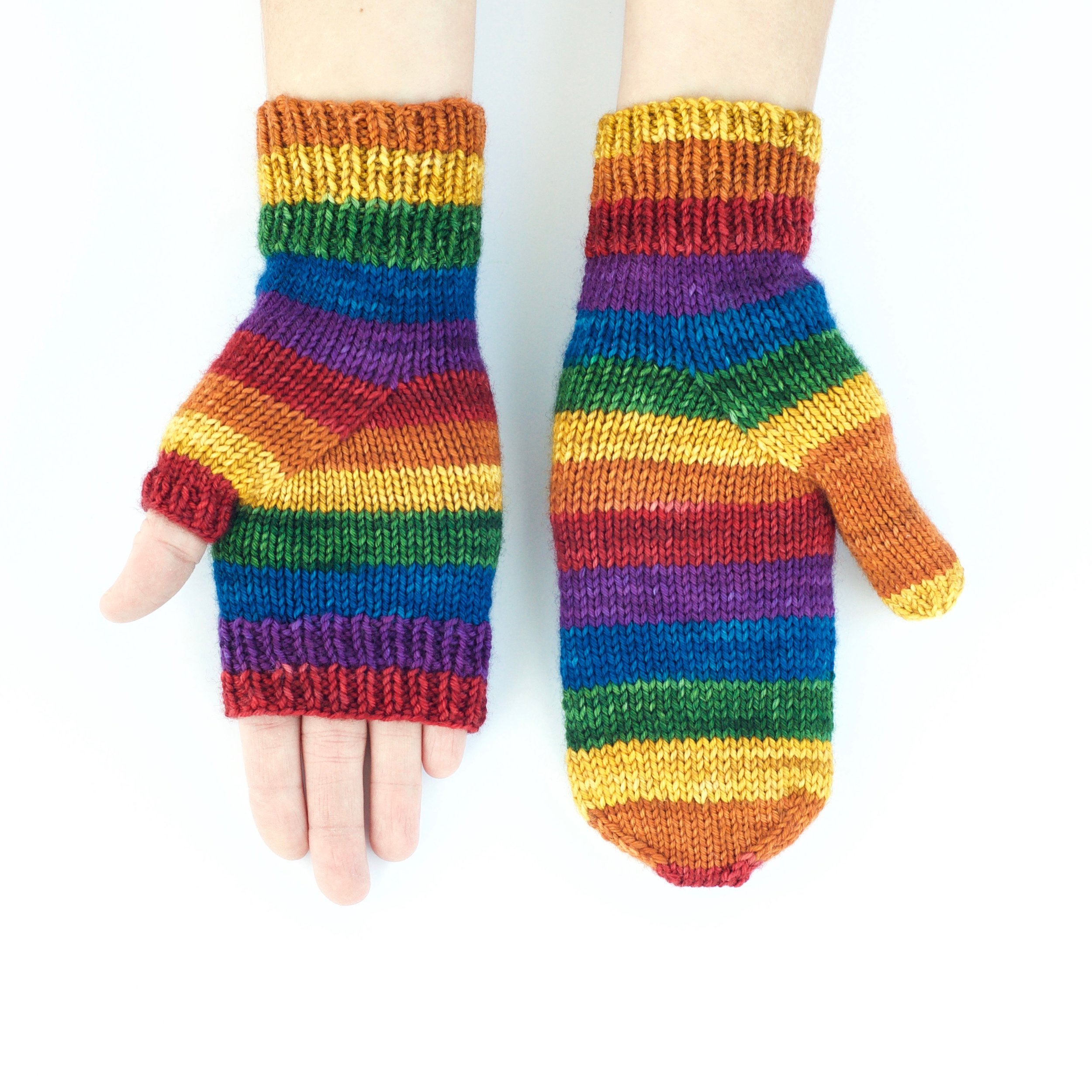 Palmistry DK Mitts