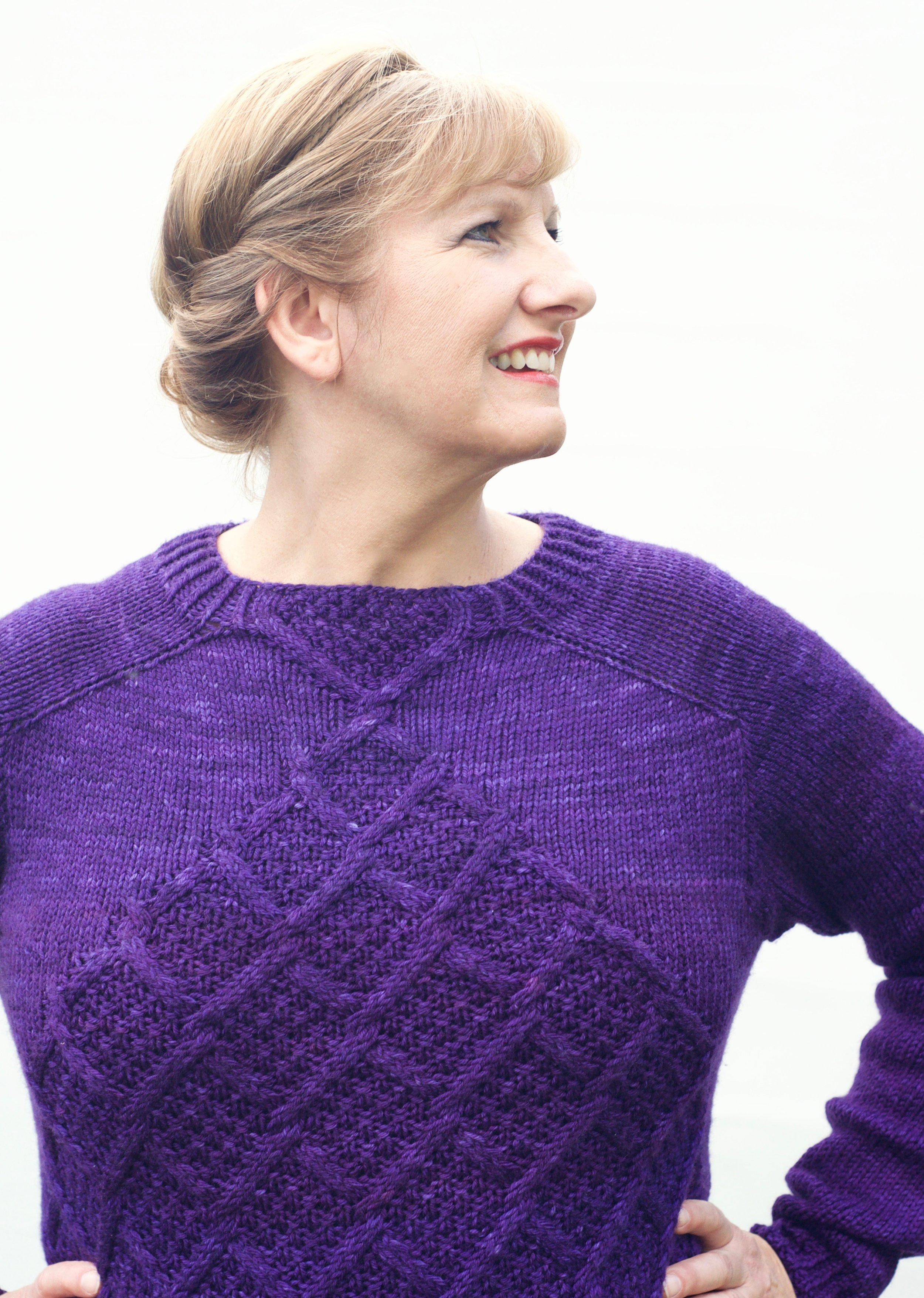Tangled Tendril Pullover