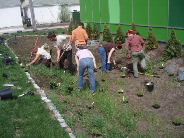 community_design_forum_rain_garden_installation