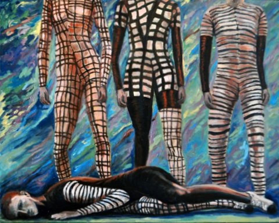Dance in Stripes