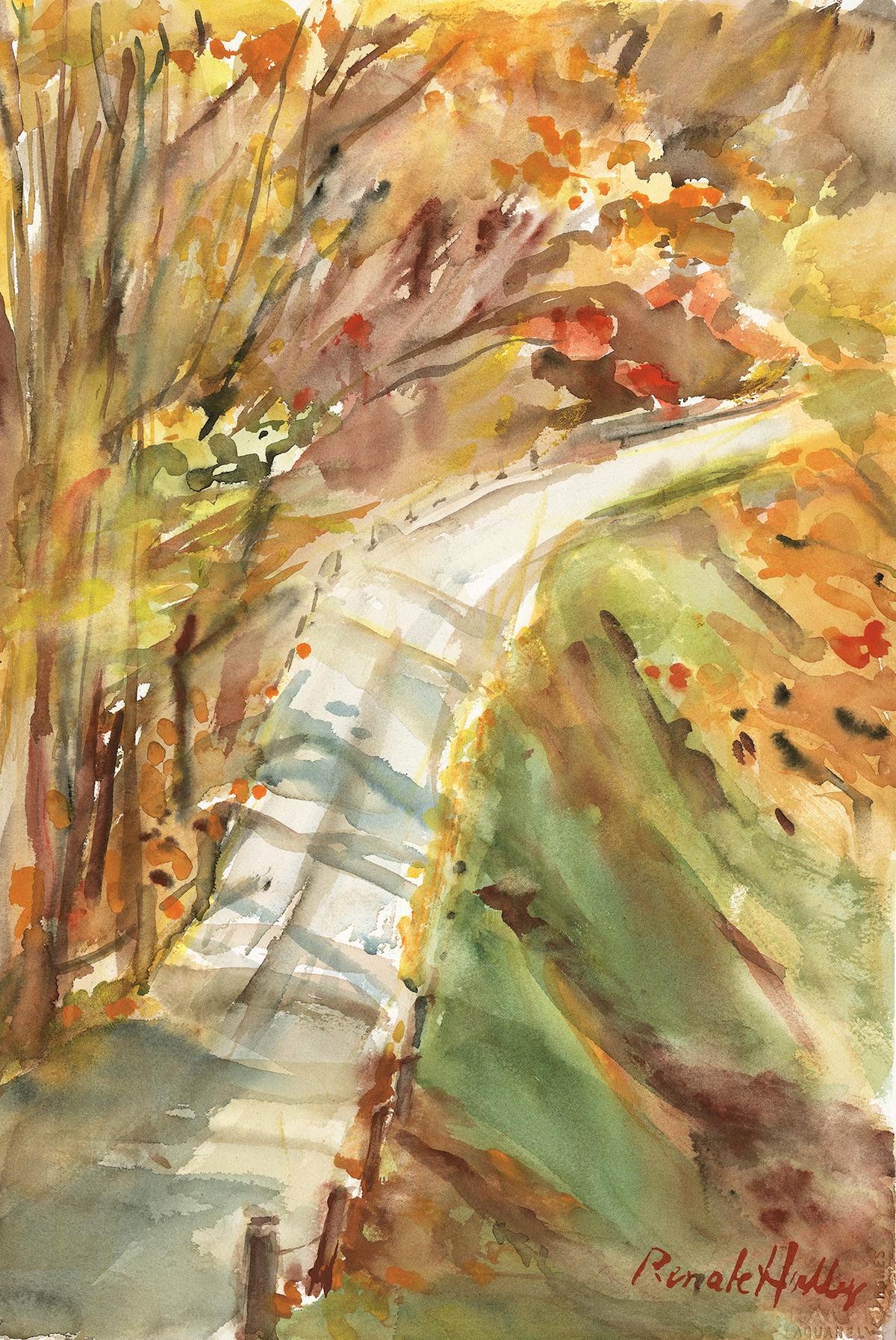 Fall in Wesport