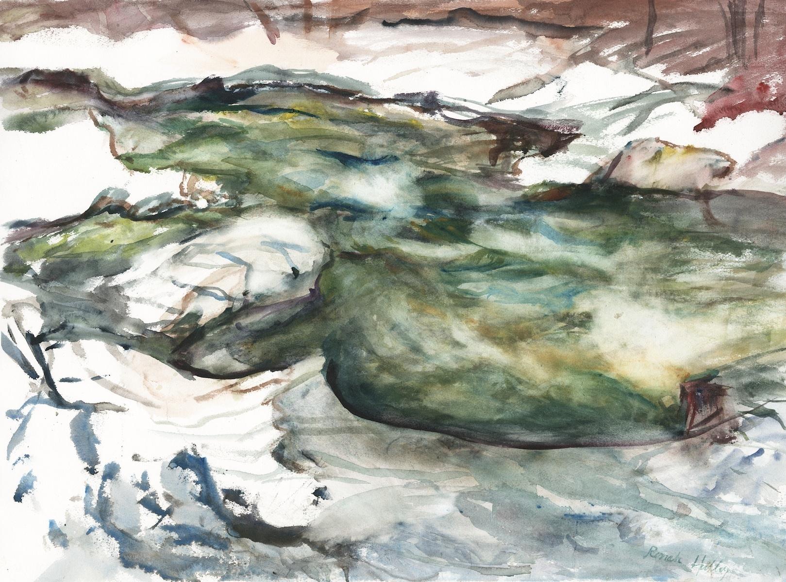Val David - Rushing Waters