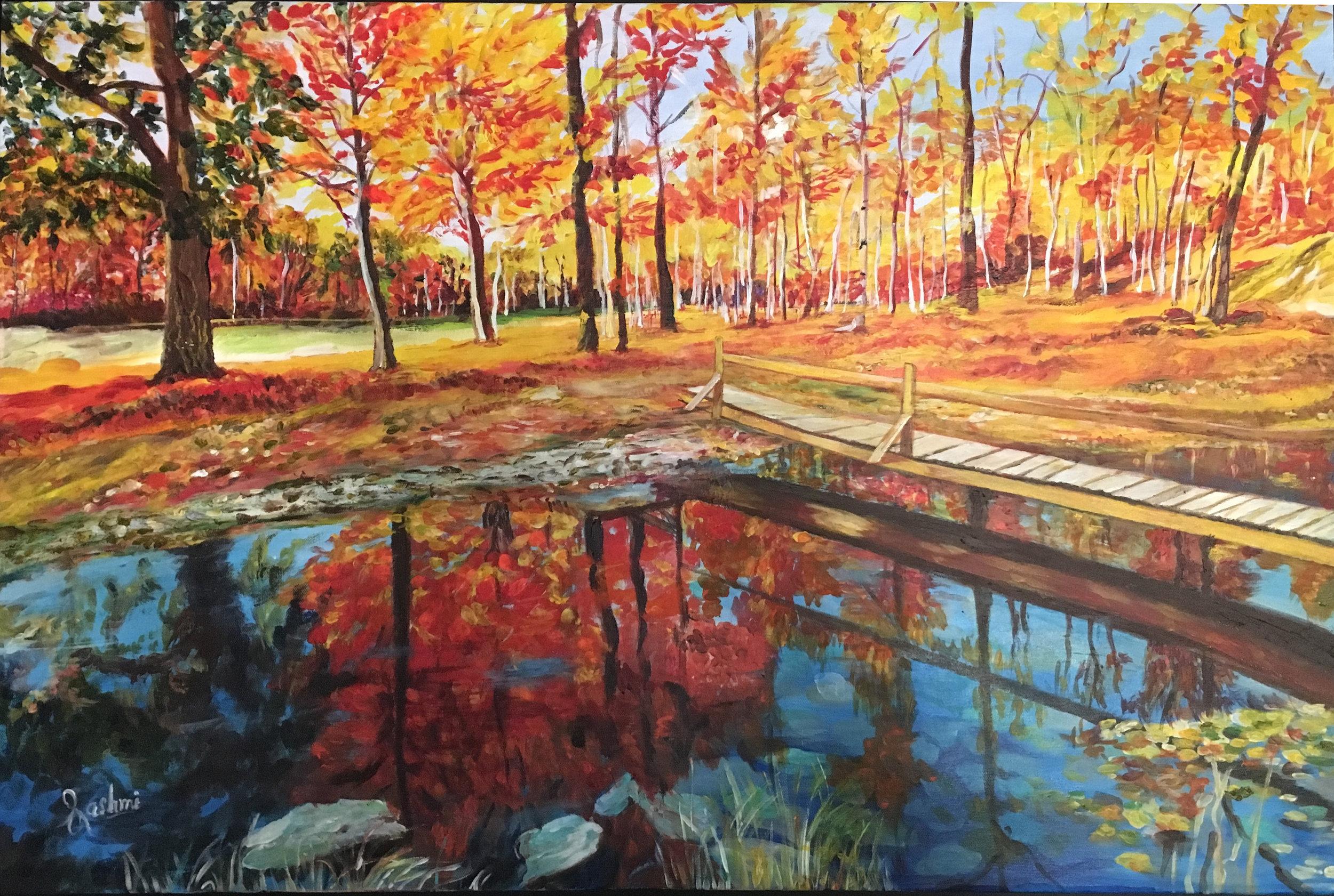 Autumn in Greater Ottawa