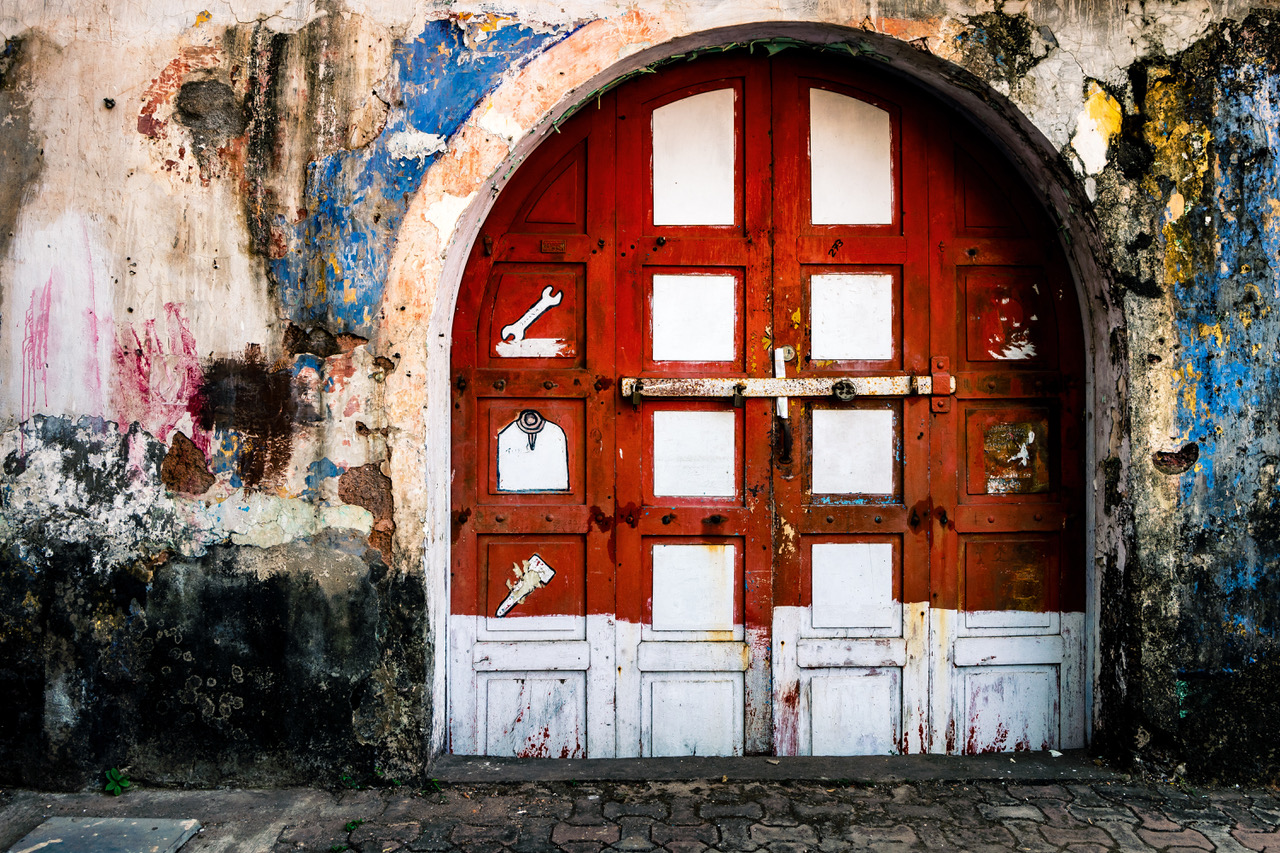 Doors of India- Garage Door