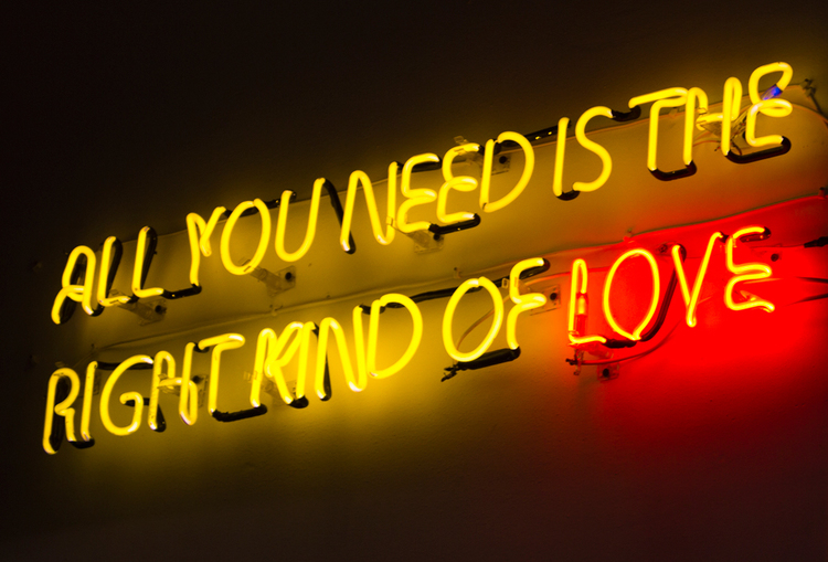All you need is the right kind of love at Birdies.jpg