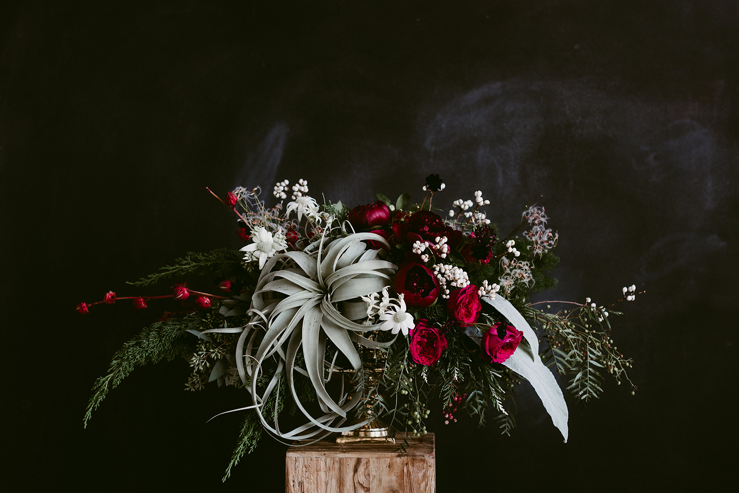 Winter Florals | Molly Taylor and Co.