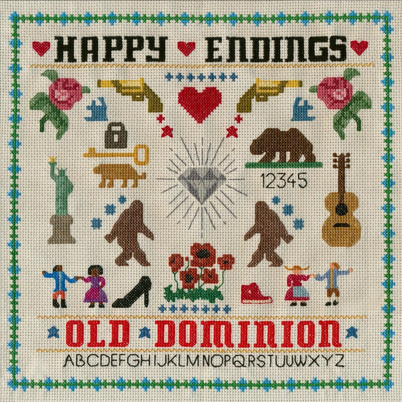 Old Dominion - Happy Endings.jpg