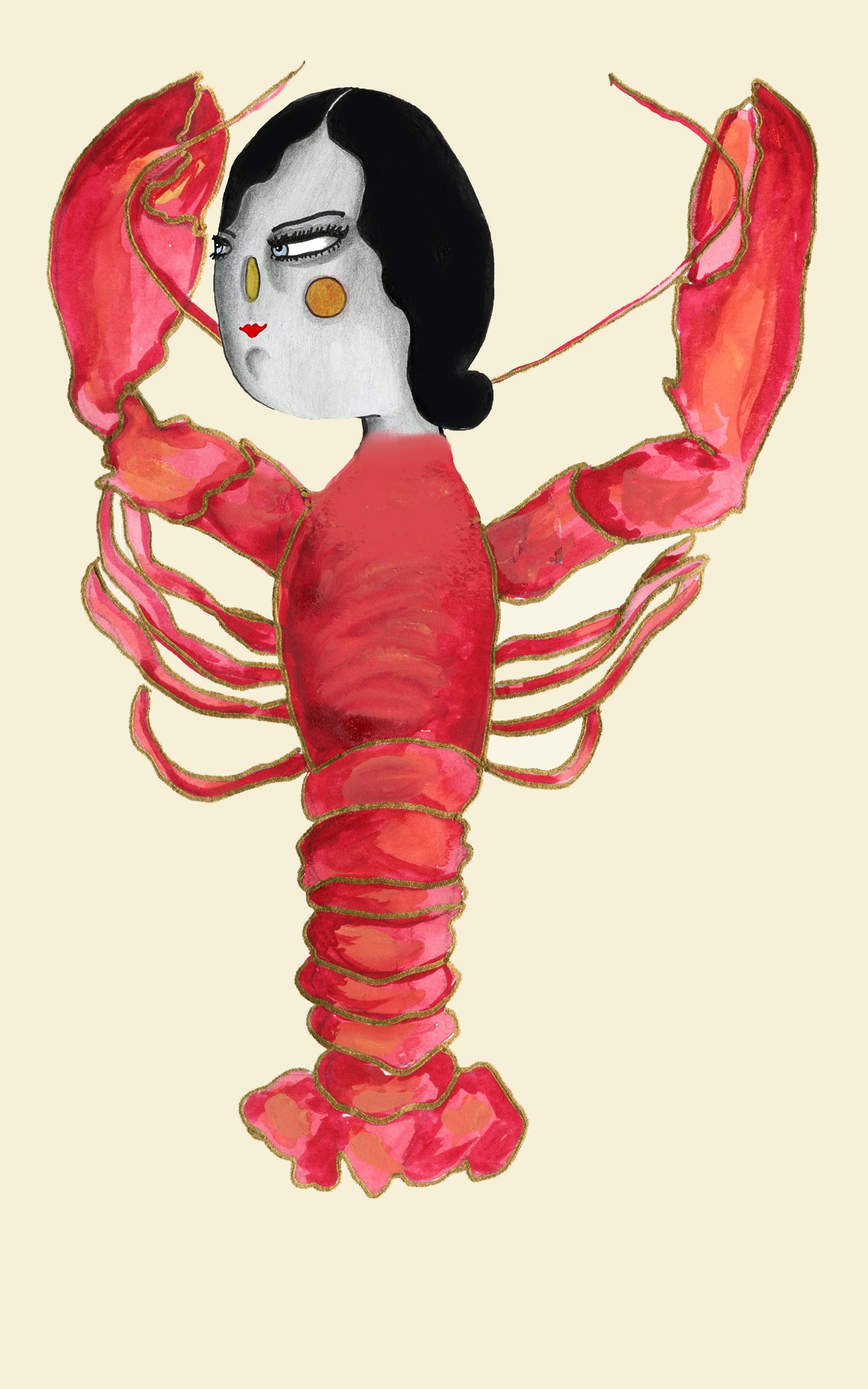 Lobster Lady