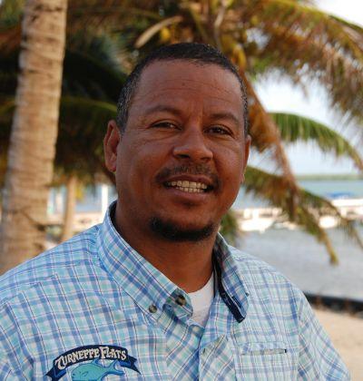Belize Bonefishing Guide - Dion