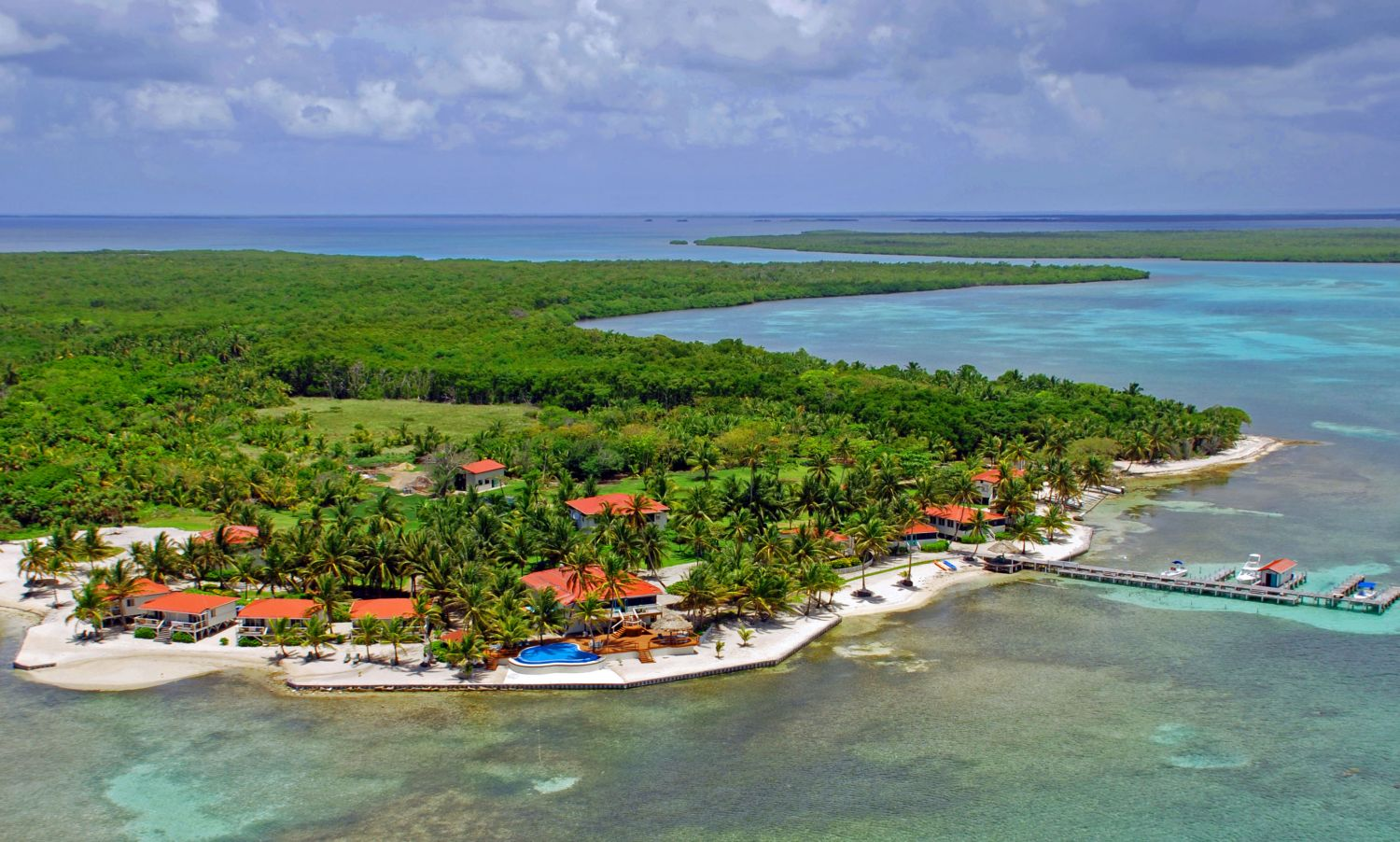 Belize's top fly fishing, scuba diving, and snorkeling lodge - Turneffe Flats
